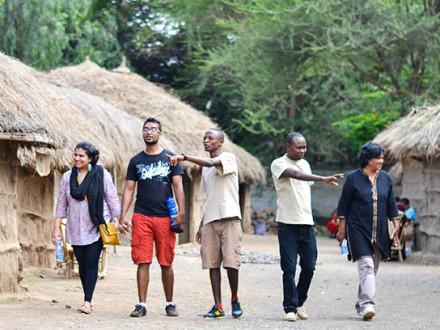 Maasai Village Tour