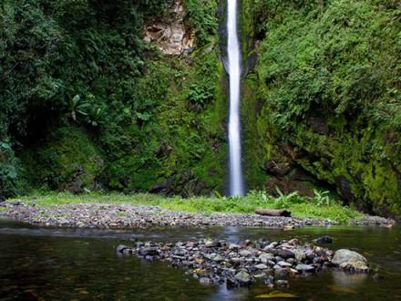 Mt. Meru Waterfall Tour